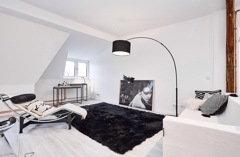 I LOVE HOME STAGING HAMBURG Dachgeschoss & Loft in Einem